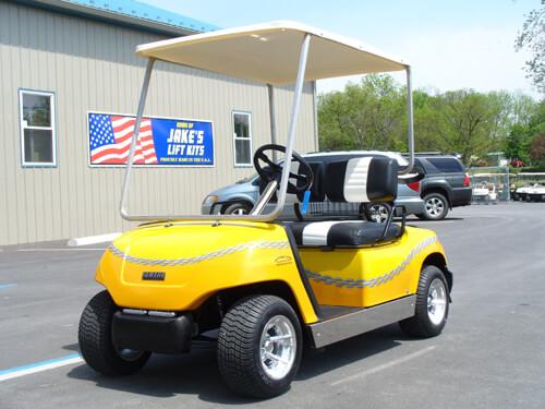 Custom Yamaha G Golf Cart
