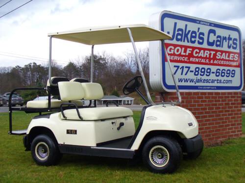 Custom carts for Yamaha golf cart repair near me