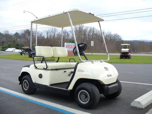Yamaha Golf Cart G E