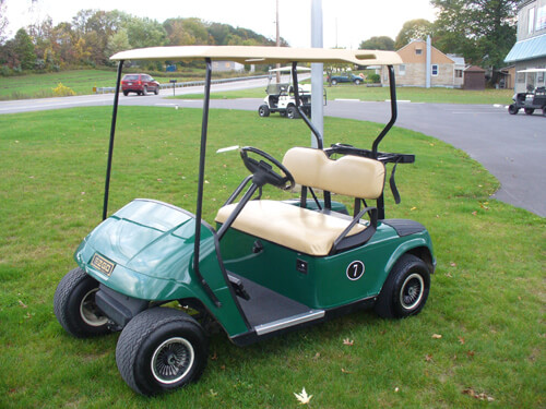 ez go golf cart troubleshooting manual
