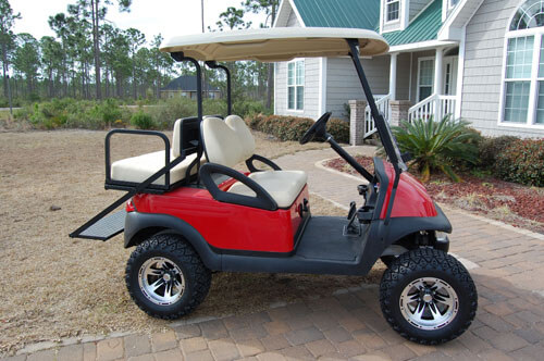 Install Harbor Freight 212cc Pull Start Motor Golf Cart together with Watch likewise Carryall 500 furthermore 250929885733 also Snow Plow Cart. on yamaha drive golf cart accessories