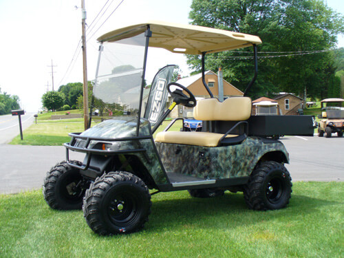 Customercarts on yamaha golf cart dash kits