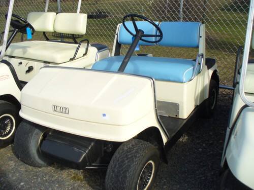Custom carts for G9 yamaha golf cart parts