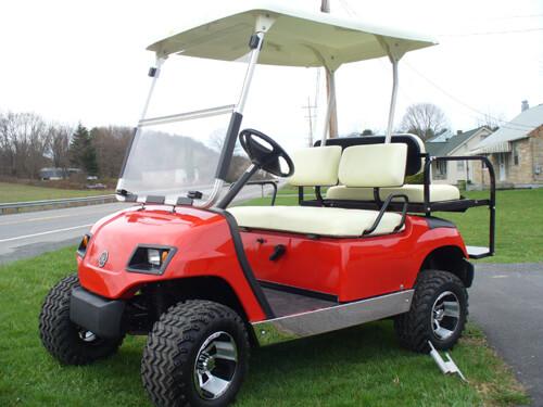 Yamaha G2 Golf Cart Lift Kit The Best Cart