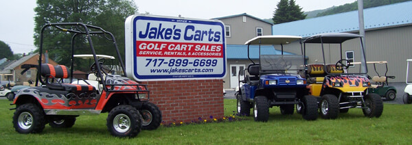 Jakes Golf Carts LLC