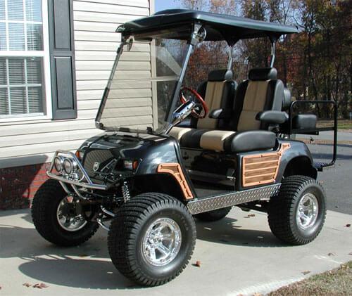 Homemade club car lift kit homemade ftempo for Yamaha of lumberton lumberton nc