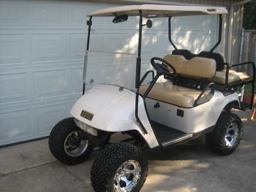 1998 ez go golf Cart Repair manual
