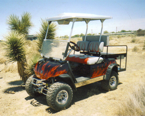Yamaha G16 Long Travel