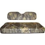 E-Z-GO Medalist /  TXT Camo Vinyl Seat Cover Set (Fits 1994-Up)