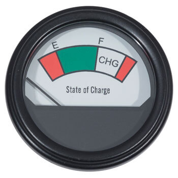 charge relay wiring diagram isuzu state of charge meter wiring 24-volt analog state-of-charge meter (universal fit)