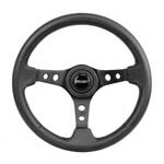 Club Car DS Carbon Fiber Steering Wheel Kit (Fits 1982-Up)