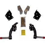 "Jake's Fairplay Star & Zone Electric 6"" Spindle Lift Kit (Fits 2005-Up)"
