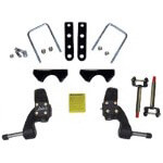 "Jake's Club Car Precedent 3"" Spindle Lift Kit (Fits 2004-Up)"