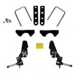"Jake's Club Car DS & Carryall  3"" Spindle Lift Kit W/ Mech Brakes (Fits 1981-Up)"