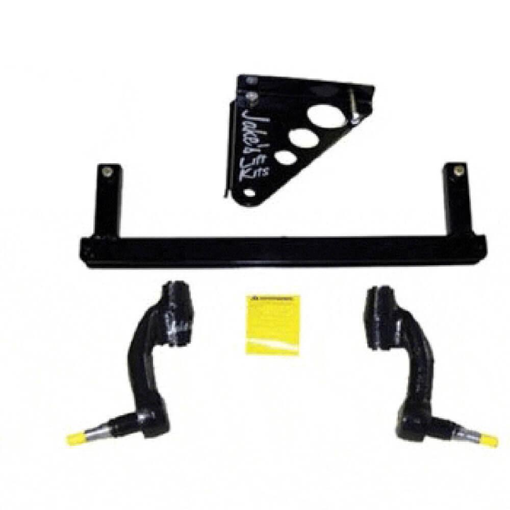 Yamaha Golf Cart Lift Kit Install