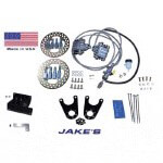 Jake's Club Car Precedent Hydraulic Front Disc Brake Kit (Fits 2004-2008.5)