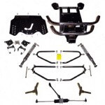 Jake's E-Z-GO Workhorse 1200 Long Travel Kit (Fits 2001.5-Up)