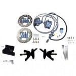 Jake's Club Car DS Front Disc Brake Kit W/  Long Travel (Fits 2004-2008.5)