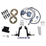 "Jake's Club Car Precedent 6"" Lifted Disc Brake Kit (Fits 2004-2008.5)"