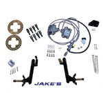 "Jake's Club Car DS 6"" Lifted Disc Brake Kit (Fits 1982-2004.5)"