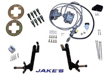 Jake's Lift Kits; 7486;