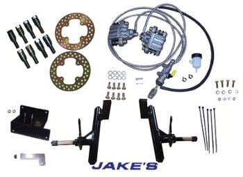 Jake's Lift Kits; 7511;